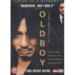 Oldboy AKA Old Boy Double Disc Special Edition