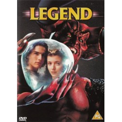 Legend Region 2 DVD