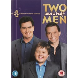 Two And a Half Men Season / Series 4