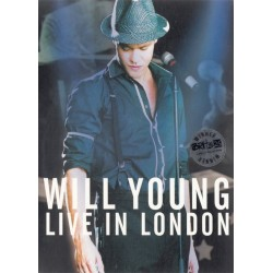 Will Young Live In London
