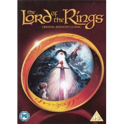 The Lord Of The Rings Original Animated Classic Region 2 DVD