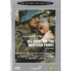 All Quiet On The Western Front (1979) Region 2 DVD