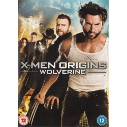 X-Men Origins Wolverine (Alternative Sleeve) Region 2 DVD