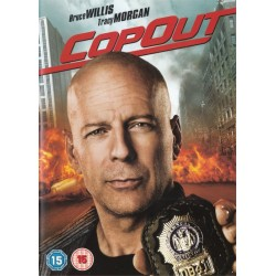 CopOut AKA Cop Out Region 2 DVD