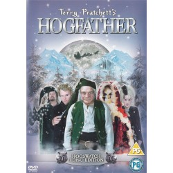 Terry Pratchett's Hogfather Hogwatch 1 Disc Edition Region 2 DVD