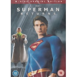 Superman Returns Special Edition (Alternative Sleeve)