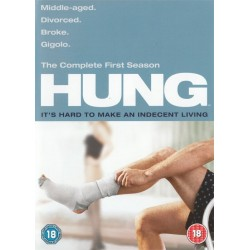 Hung Season / Series 1 Region 2 DVD