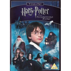 Harry Potter And The Philosopher's Stone (Year One Sleeve) Single Disc Edition
