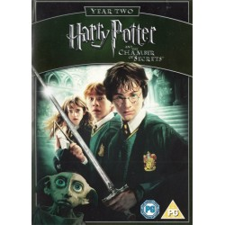 Harry Potter And The Chamber Of Secrets (Year Two Sleeve) Single Disc Edition