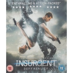 Insurgent Defy Reality (Blu-Ray)