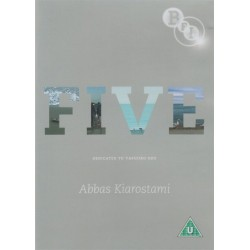Five Dedicated To Yaujiro Ozu By Abbas Kiarostami Region 2 DVD