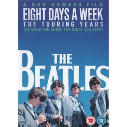 Eight 8 Days A Week The Touring Years - The Beatles