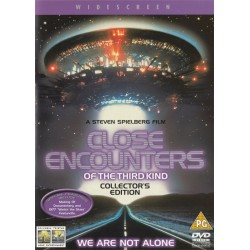 Close Encounters Of The Third Kind Double Disc Collector's Edition